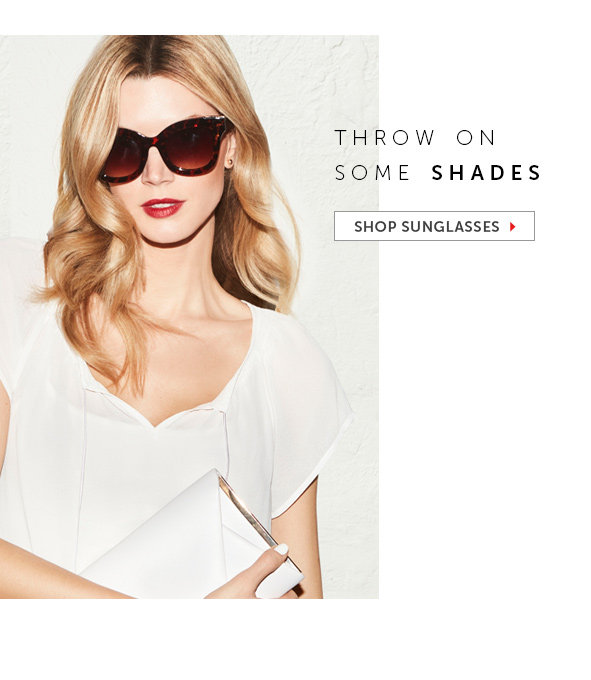 Shop Sunglasses for Women