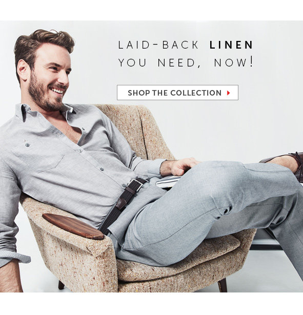 Shop Linen Suits for Men