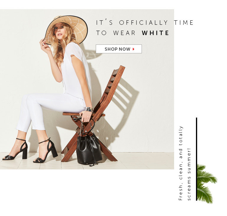 Shop White Looks for Women
