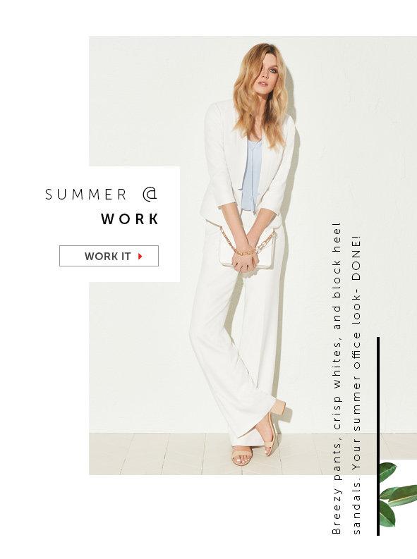 Shop Work Looks for Women