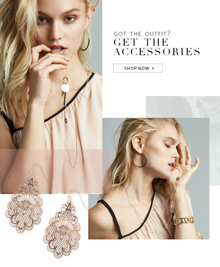 Shop Accessories for Women
