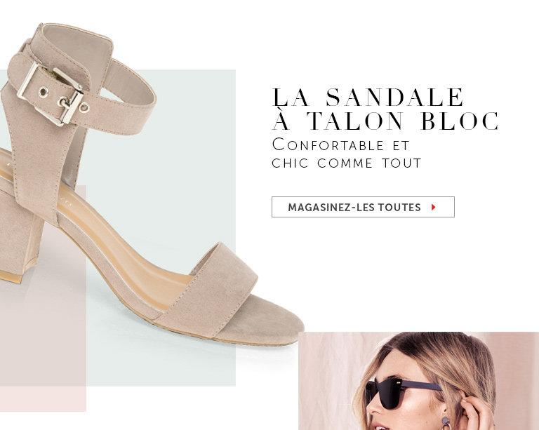 Magasinez les sandales