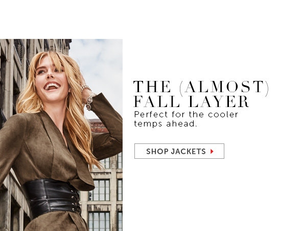 Shop Jackets for Women