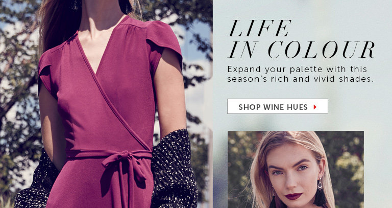 Shop Wine Hues