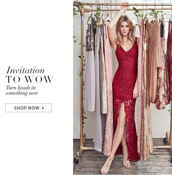 Explore the Wedding Boutique
