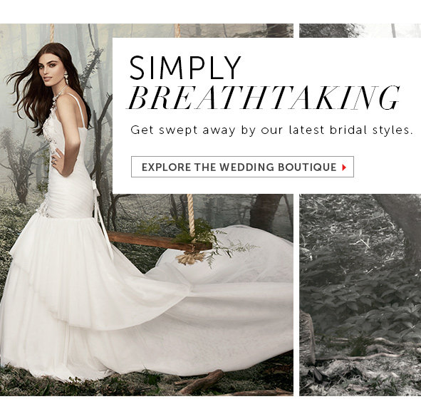 Explore the Wedding Boutique