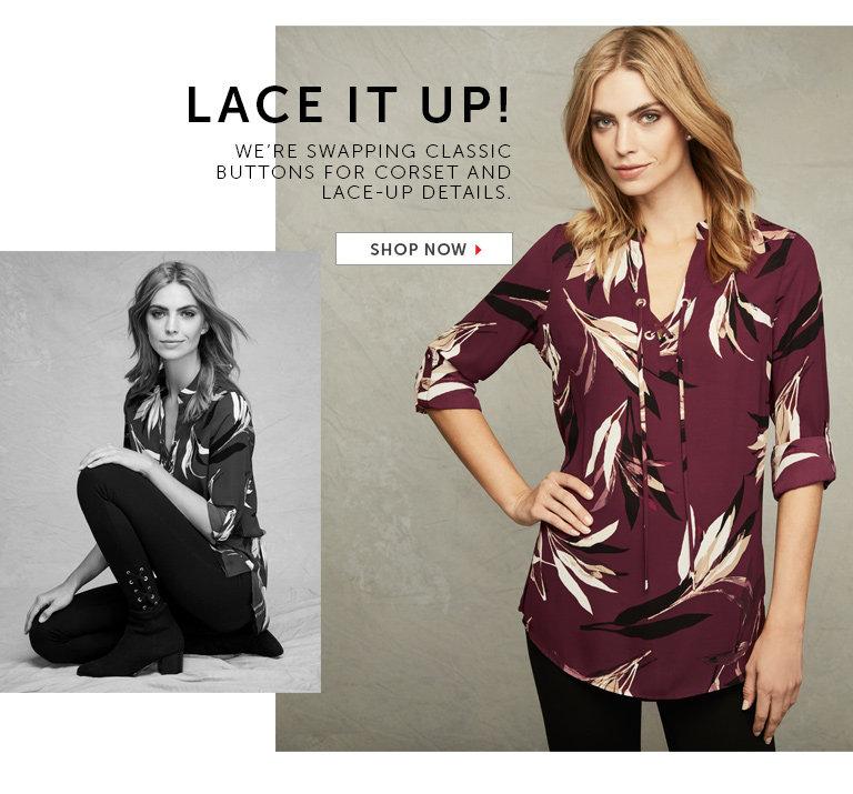 Shop Lace-Ups