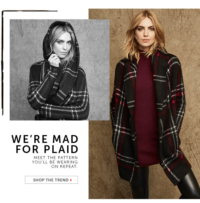Shop Checks and Plaid