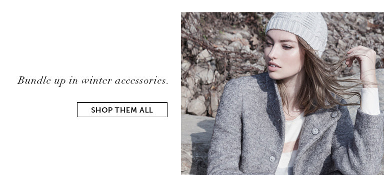 Shop Winter Accessories