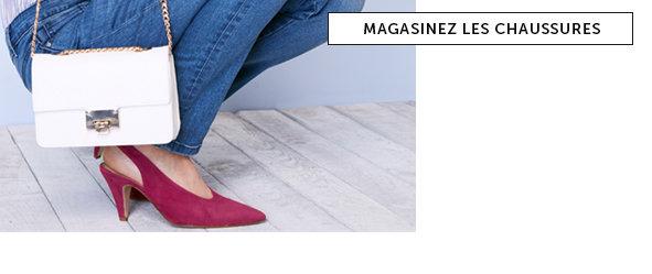 Magasinez les chaussures pour femmes