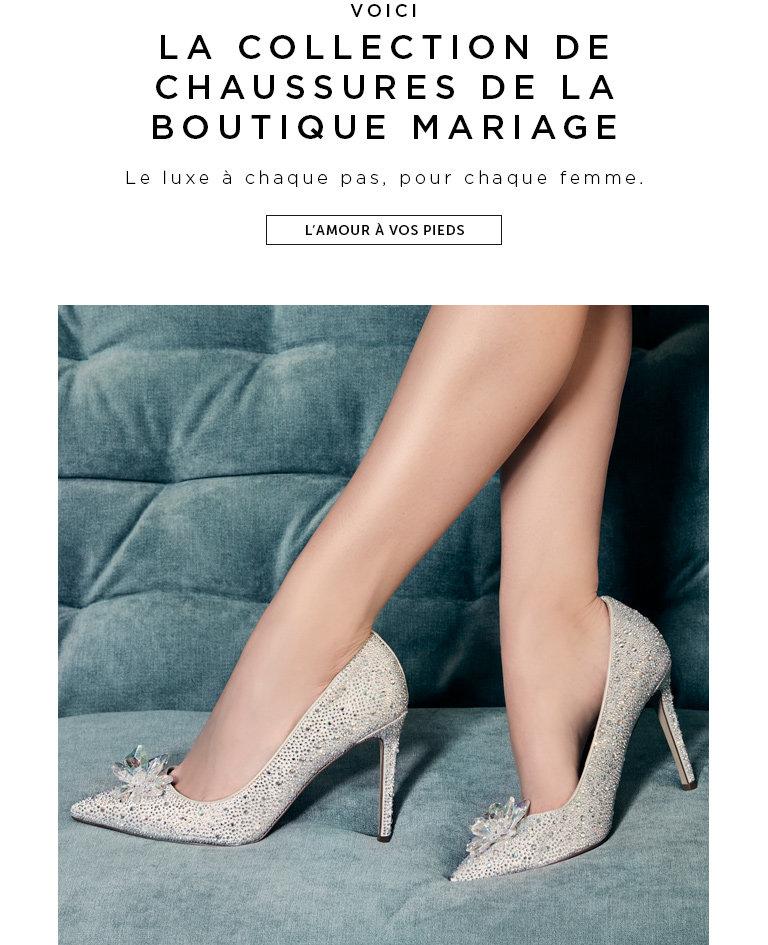 Magasinez les chaussures de mariage