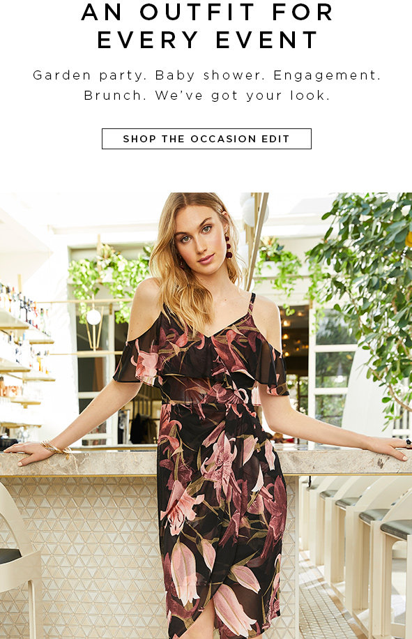 Shop Occasion-Ready Styles