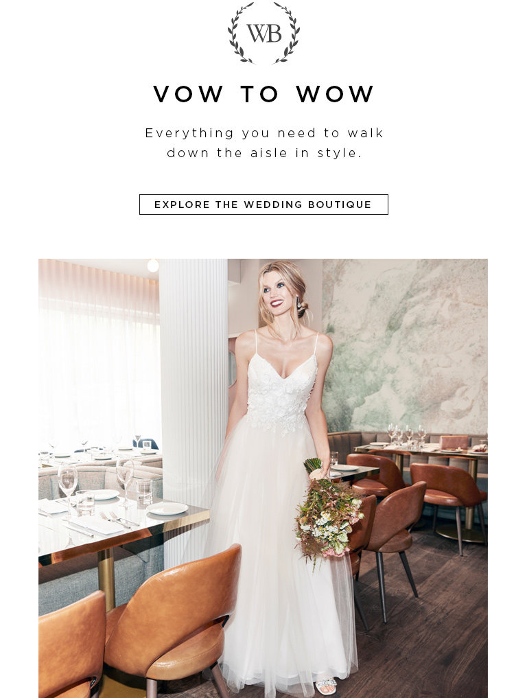 Shop Bridal Gowns, Bridesmaid and Wedding Guest Dresses