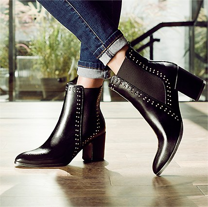 SHOE TRENDS TO TRY. SHOP NEW SHOES>