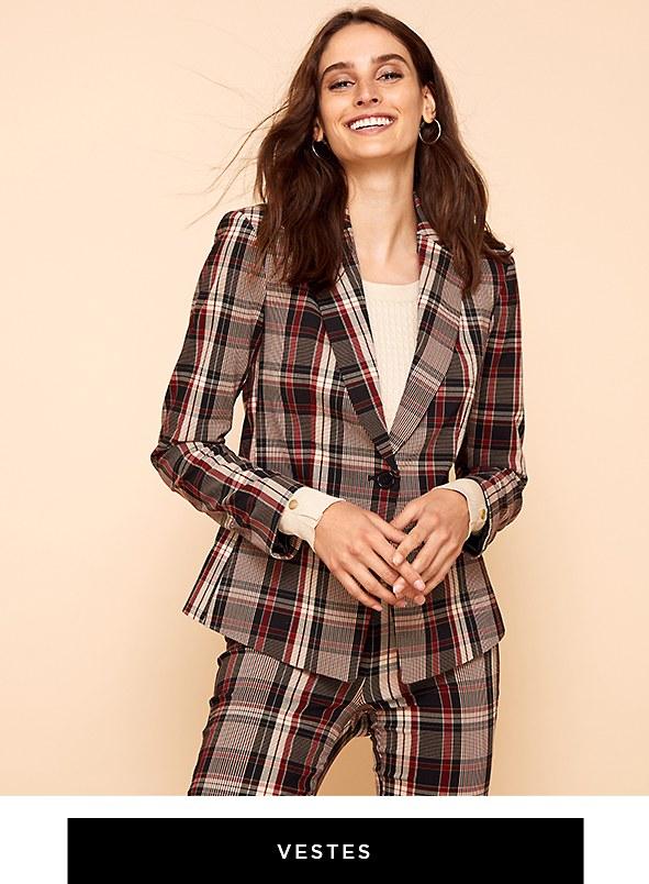 Magasinez les vestes pour femmes