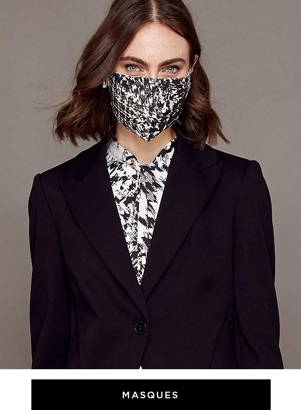 Magasinez les masques