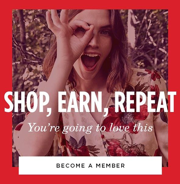 Shop, Earn, Repeat
