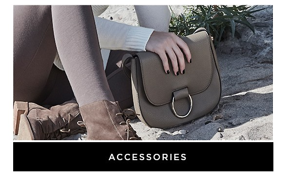 Shop the Outlet Store Accessories