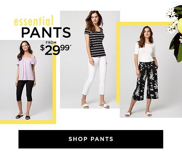 Shop Outlet Pants