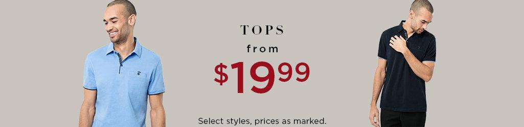 Tops on Sale