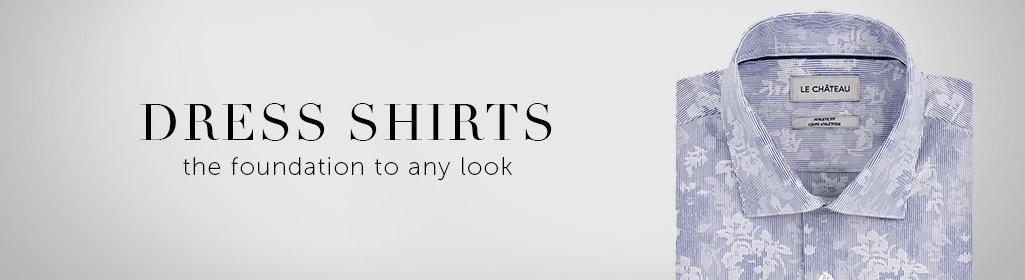 Shop Dress Shirts for Men