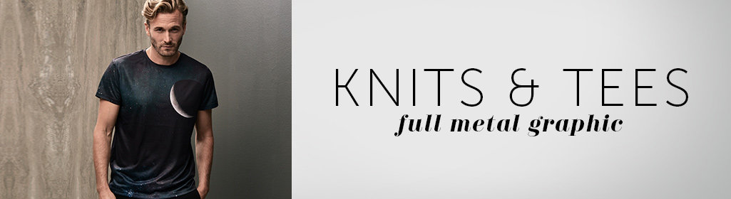 Shop Knit & T-Shirt