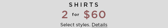 Shop Shirts on Sale