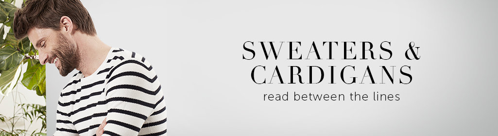 Shop Sweaters and Cardigans for Men