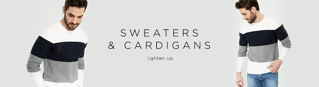 SWEATERS & CARDIGANS - Lighten up