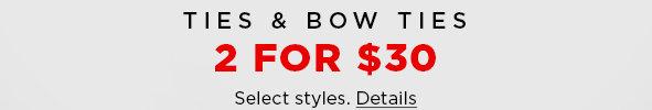 Shop Ties on Sale