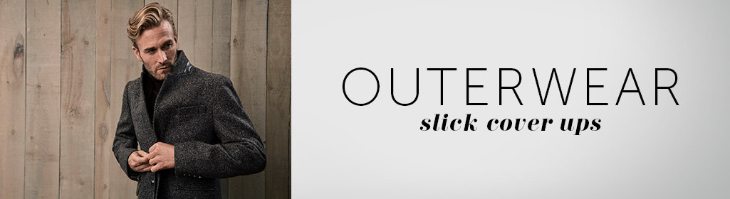 Shop Outerwear for Men