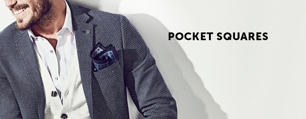 Men's Pocket Squares