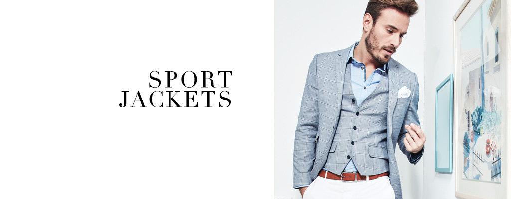 Men's Sport Jackets