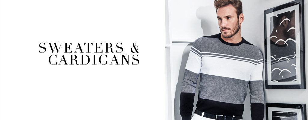 Men's Sweaters & Cardigans