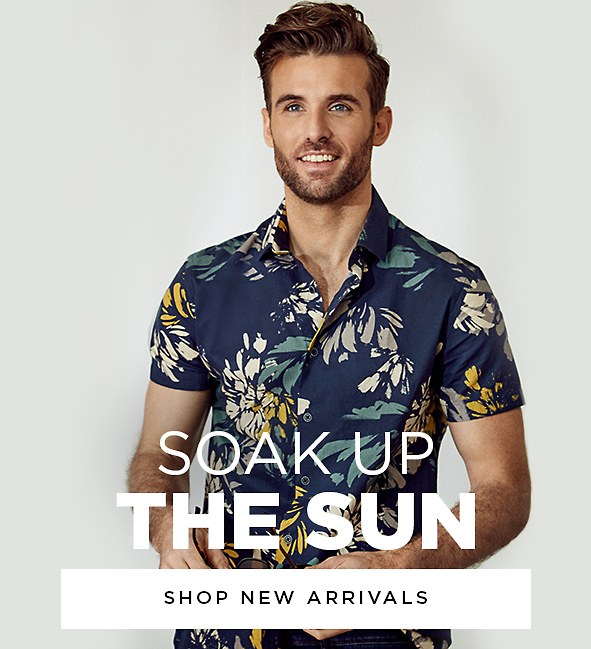 Shop Men's Floral Clothing
