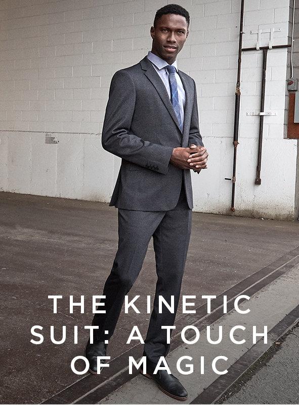 Shop Men's Navy Blue Suits