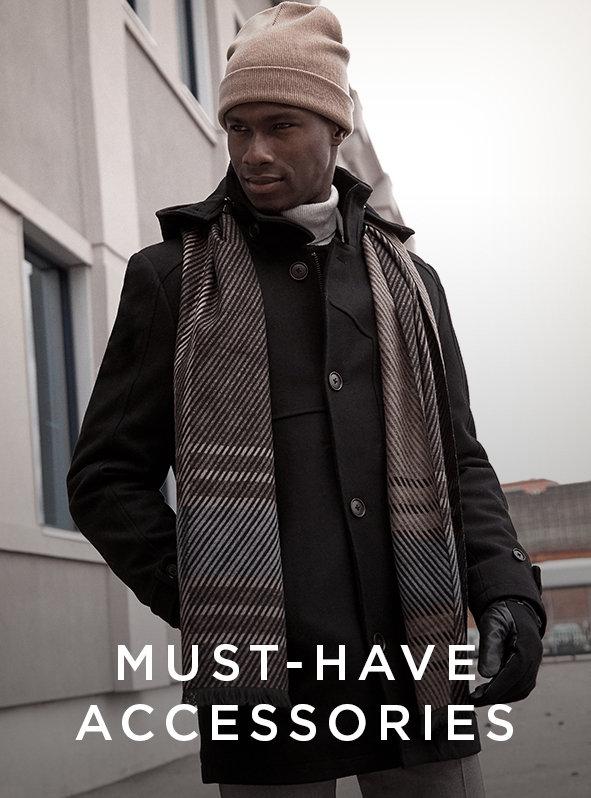 Shop Men's Winter Accessories