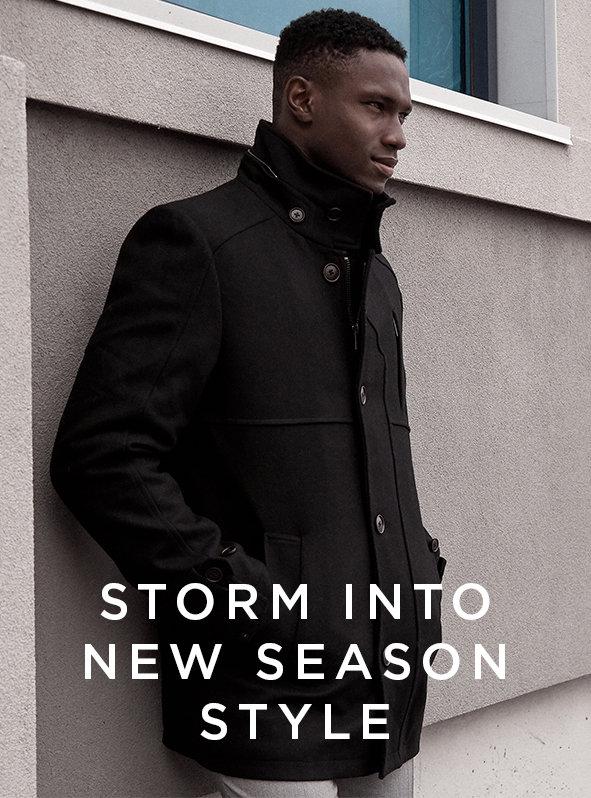 Shop Men's Winter Coats