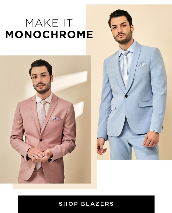 88eec934cc47 Make it monochrome. Set the tone from head-to-toe in dusty rose