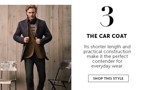 Shop the Car Coat