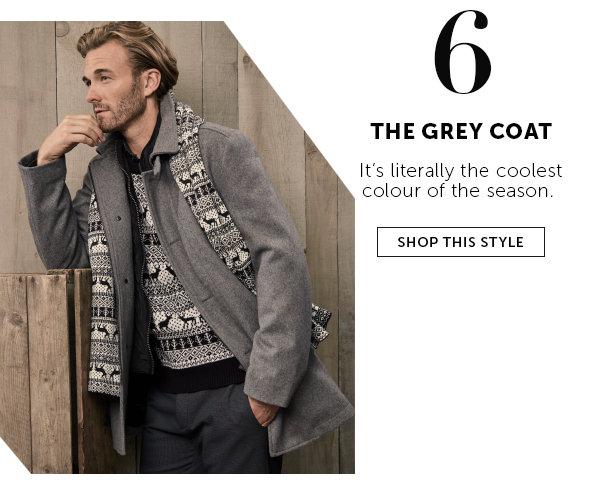 Shop the Grey Coat