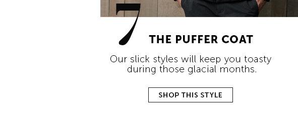 Shop the Puffer Coat
