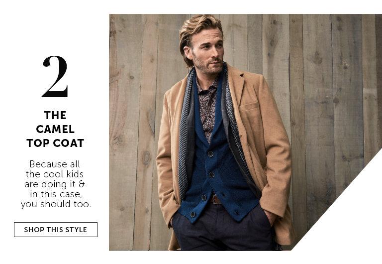 Shop the Camel Top Coat