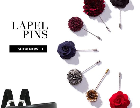 Shop Lapel Pins