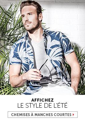 Magasinez les chemises pour hommes