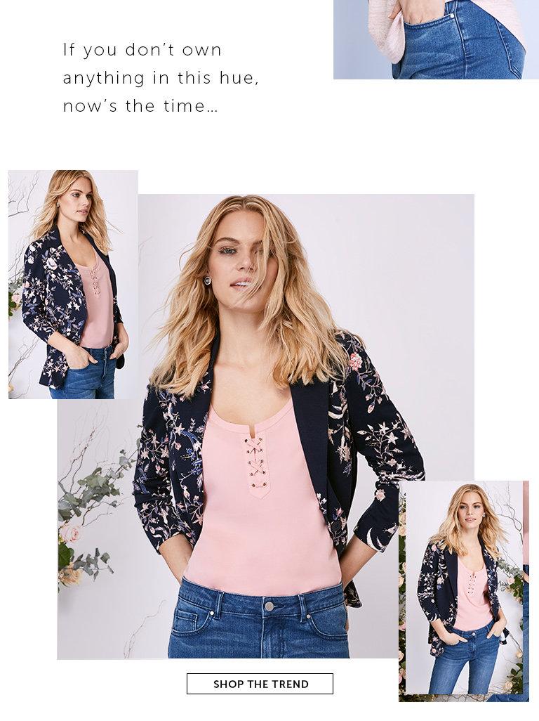 Shop Millennial Pink