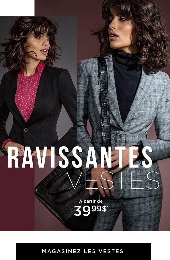 Magasinez les vestes pour femmes de l'entrepôt