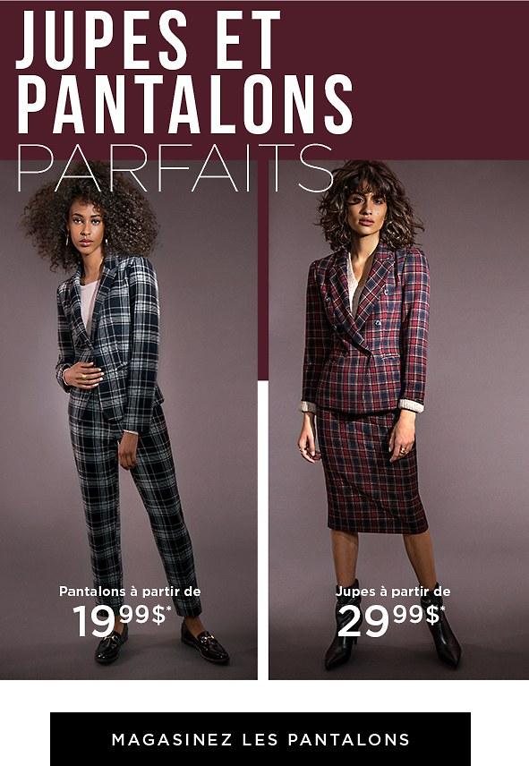 Magasinez les pantalons pour femmes de l'entrepôt