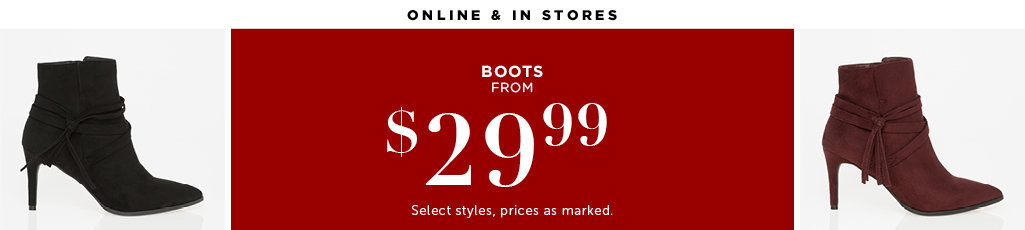 Outlet Boots