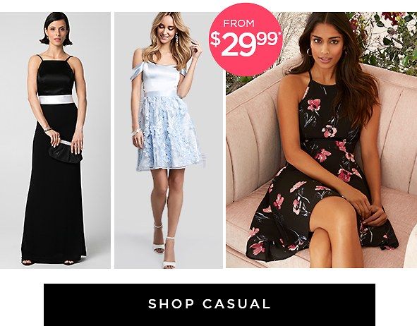 Shop Outlet Casual Dresses